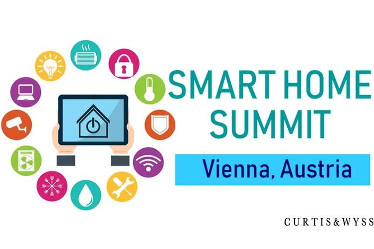 Auf dem Gipfel wird die Zukunft im Bereich Smart Home debattiert