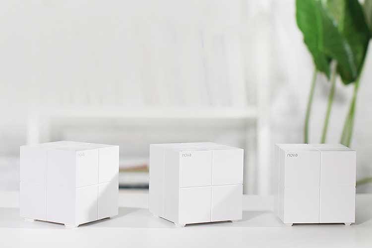 Die Würfel sind gefallen: Tenda Nova MW6 WiFi bietet einen günstigen Einstieg ins WLAN Mesh Netzwerk
