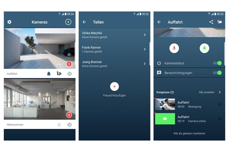 bosch smart home eyes outdoor wlan kamera mit beleuchtung. Black Bedroom Furniture Sets. Home Design Ideas