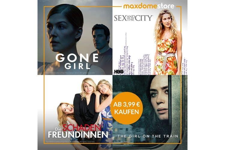 Die Einzelkauf-Option von Maxdome bietet sich als Ergänzung zu einer Streaming-Flat an