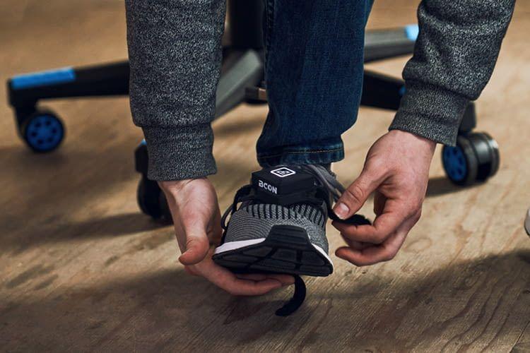 Fuß bewegen und Skill-Kombination auslösen mit Bcon