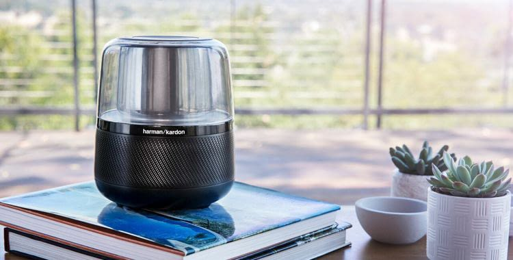 Harman Kardon Allure: Teurer, aber auch eleganter als Amazon Echo