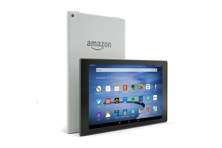 Das Amazon Fire HD 10 Tablet besitzt leider nur eine VGA-Frontkamera