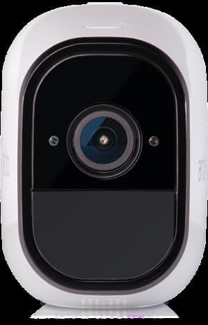 Kompakte und wetterfeste Arlo Pro Sicherheitskamera
