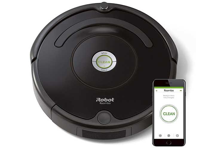 iRobot Roomba 671 - keine Wischfunktion aber intelligente Funktionen und App-Steuerung