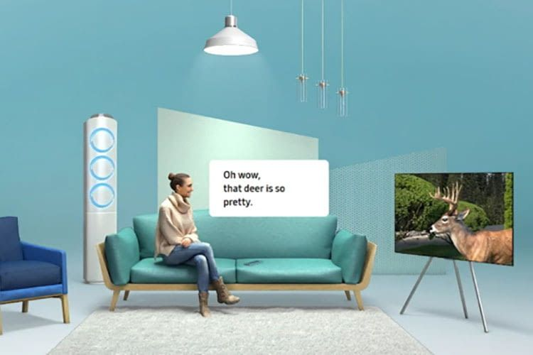 Fernseher, Lampen und Lautsprecher steuern: Die Samsung SmartThings App will es möglich machen