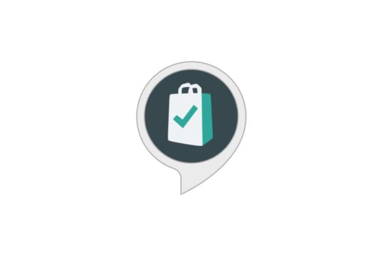 Der Amazon Alexa Skill Bring! Einkaufsliste dockt sich an die Bring! Smartphone App an
