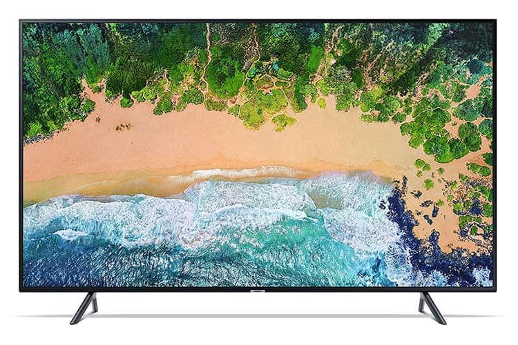 4K-TV Samsung UE55NU7179: Günstiger Einstiegsfernseher mit dynamschinen HDR 10+