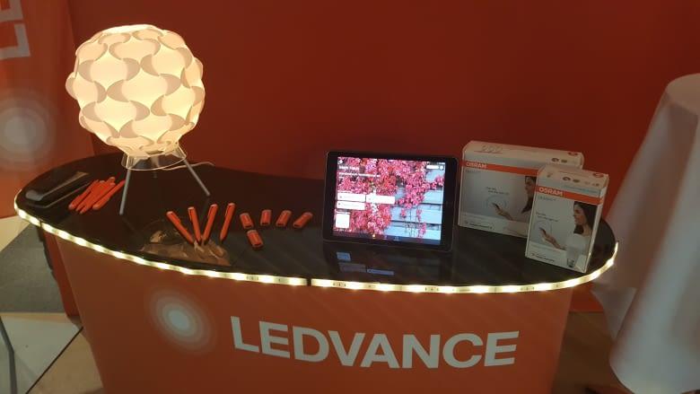 Noch OSRAM, bald LEDVANCE - die Leuchten von Smart+ sind HomeKit-kompatibel