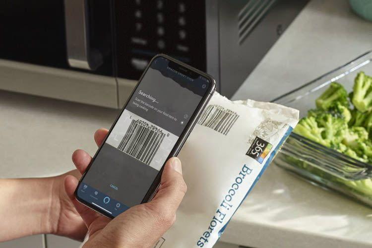 Per App erkennt Alexa, um welches Produkt es geht