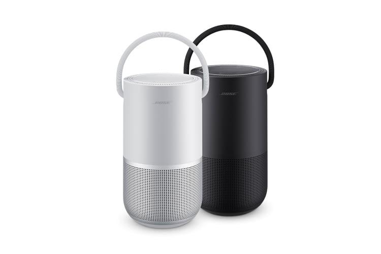 Den neuen Smart Home Lautsprecher wird es in zwei Farbvarianten geben