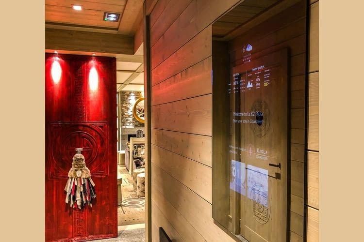 Der interaktive Spiegel ist nicht nur in Hotels ein echter Blickfang