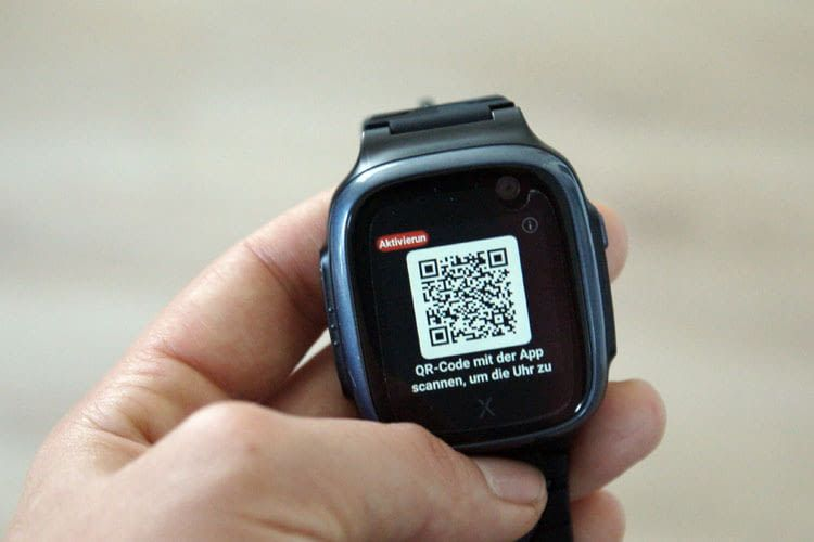 For installation, an eSIM or Nano SIM must be activated and a QR code must be scanned
