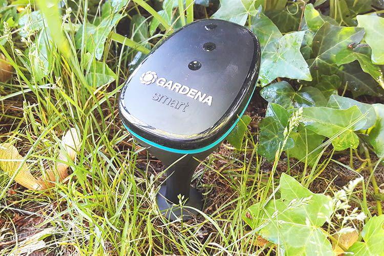 Der Sensor lässt sich mit smart Water Control intelligent verbinden