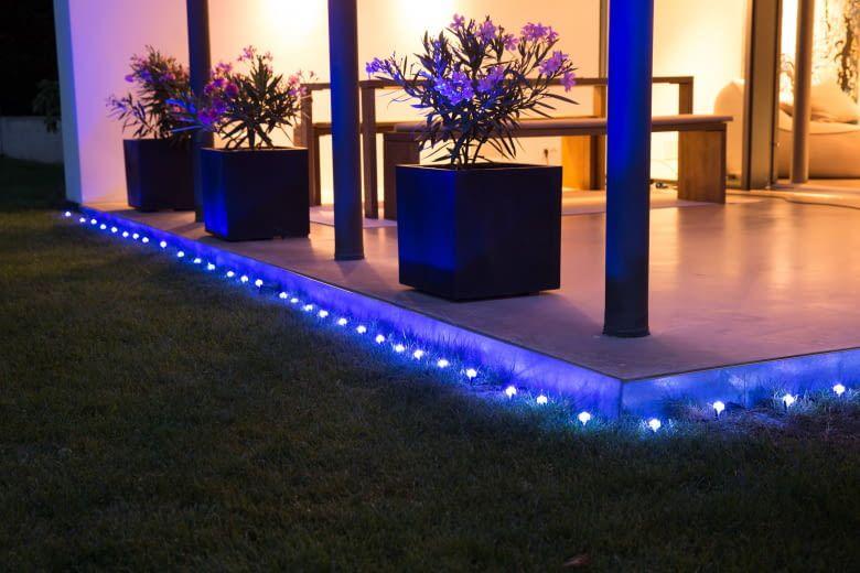 OSRAM LIGHTIFY LED Terassen Beleuchtung