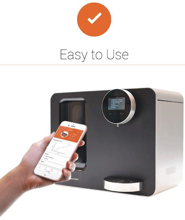 Artbrew AB-System - smarte Mikrobrauerei mit App-Steuerung