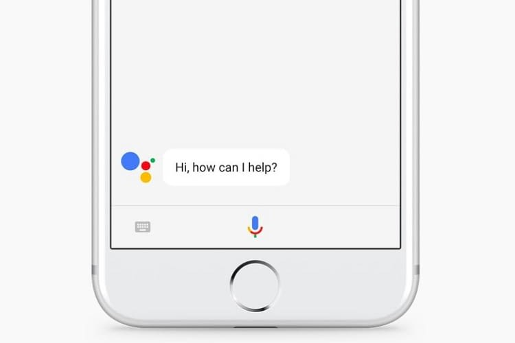 Das Pixel Smartphone kann ebenfalls Sprachkommandos befolgen