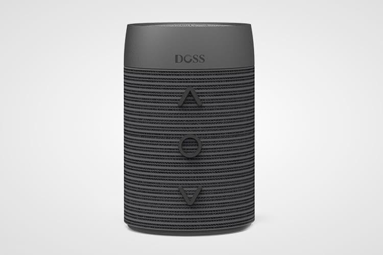 Doss Sound Box Mini überzeugt durch 360°-Stereosound und Leichtgewicht