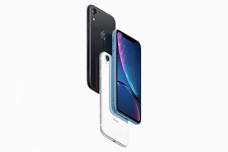 """Apple iPhone XR bietet einen """"günstigen"""" Einstieg in die neue iPhone X-Generation"""