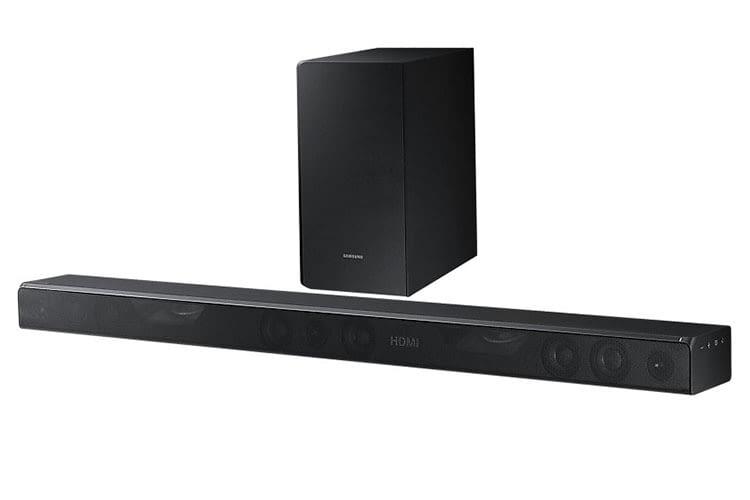 Beherrscht das Dolby Atmos Soundformat - die Samsung Soundbar HW-K850