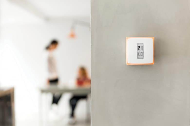 Smarte Steuerung der Heizung: Netatmo Thermostat lässt sich per Smartphone bedienen