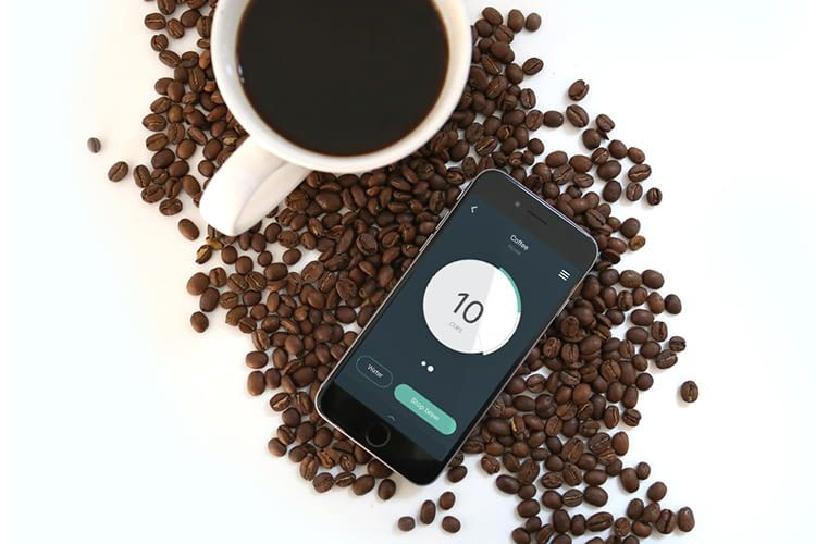 Smarter Kaffee kochen mit der WLAN-Kaffeemaschine Coffee 2.0