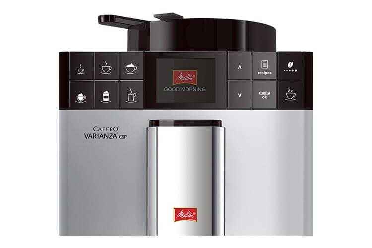 Viele Tester sind mit der Caffeo Varianza CSP F570-101 äußerst zufrieden.