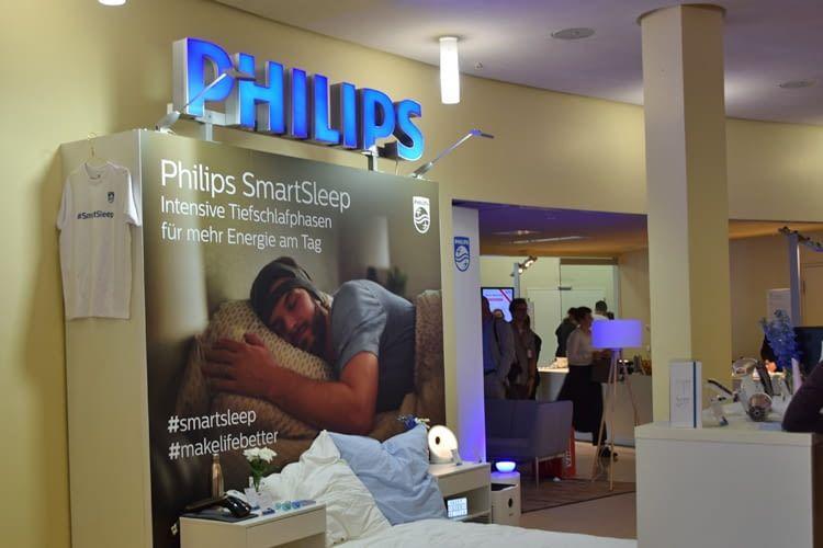 Wir haben uns am Stand von Philips genau über das neue Gadget informiert