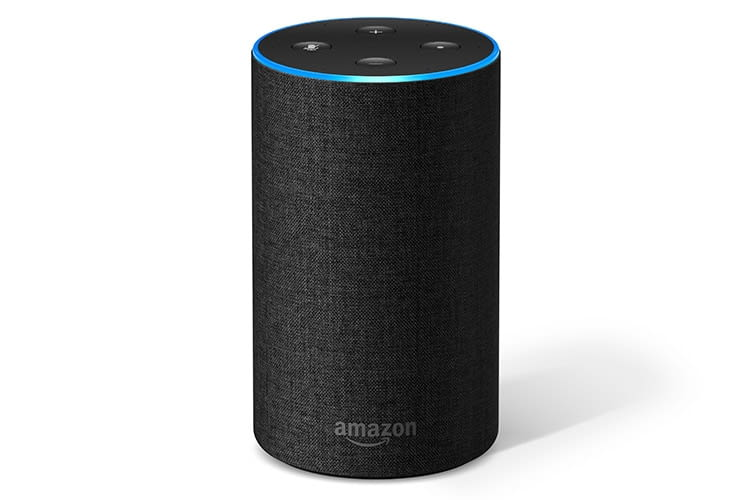 Amazon Echo: Amazons intelligenter Standard-Lautsprecher in 2. Generation