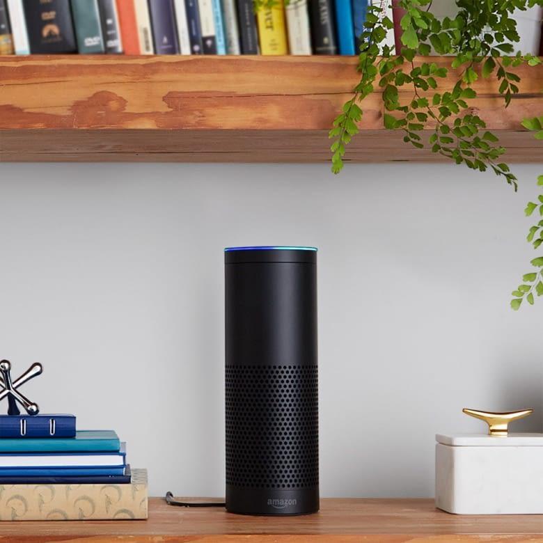 Skills erweitern den Funktionsumfang des Amazon Echo - Konkurrenzfirmen wie Google bekommen natürlich keine