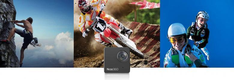 Nico360 - die kleinste 360 Grad Kamera