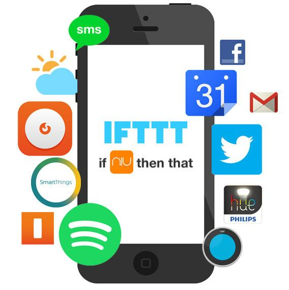 NIU Smart Button und IFTTT