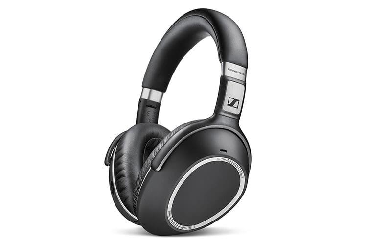 Der Sennheiser Bluetooth-Kopfhörer PXC 550 hat eine hocheffektive Geräuscheunterdrückung