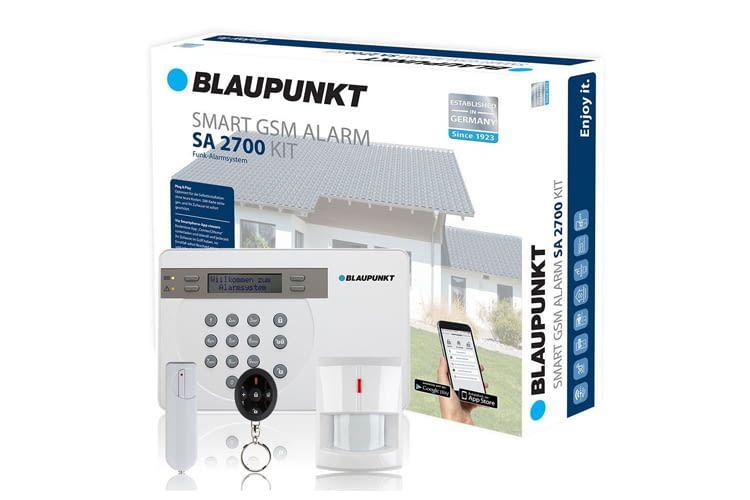 Blaupunkt gehört zu den bekanntesten und beliebtesten Herstellern smarter Alarmanlagen