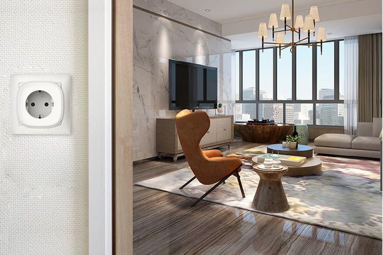 meross mss310eu und mss210eu wlan steckdosen im test berblick. Black Bedroom Furniture Sets. Home Design Ideas