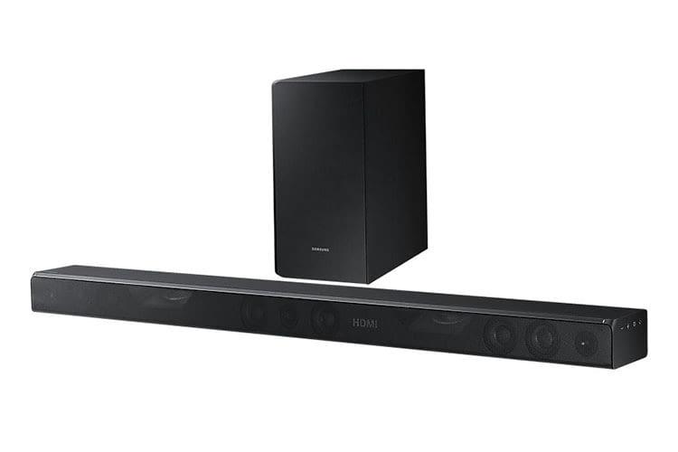 Samsung Soundbar HW-K850 mit Subwoofer