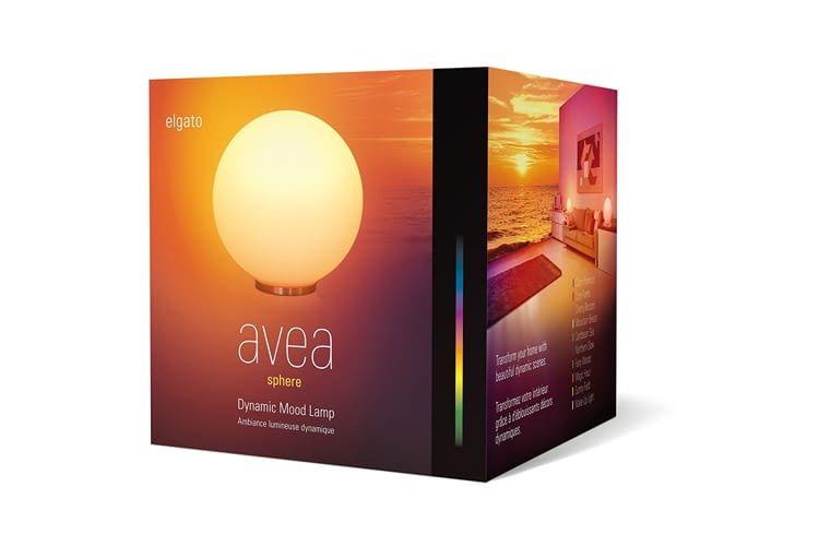 Elgato Avea Sphere ist nur zur Indoor Nutzung gedacht