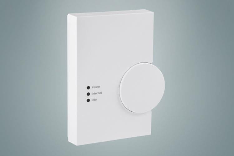 Zentrales Element im Smart Home ist die HomeMatic Zentrale CCU2