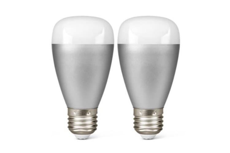 MEDION Smart Home Sparpaket: Zwei RGB LED-Leuchten für knapp 60 Euro