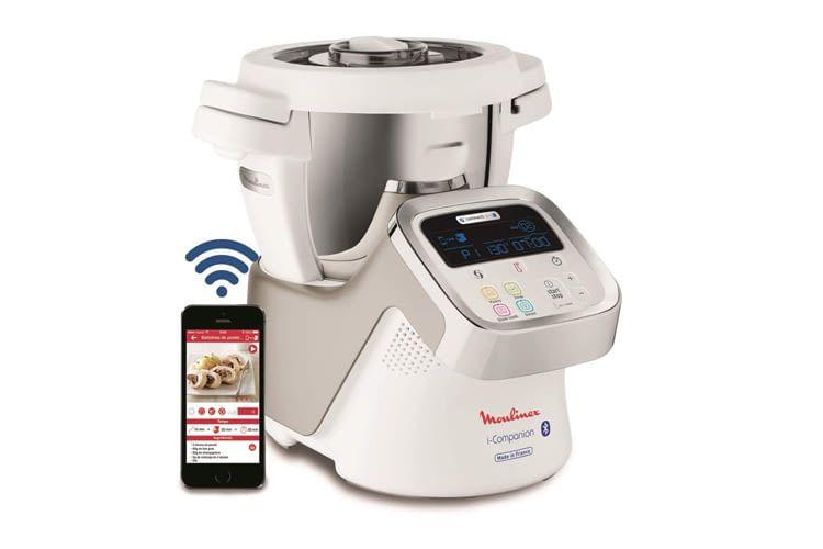 Küchenmaschinen mit Kochfunktion und praktischer App-Anbindung werden immer beliebter