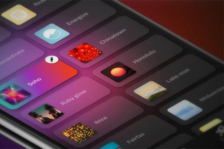 Die neue Philips Hue App verwandelt Lieblingsfotos in persönliche Lichtszenen