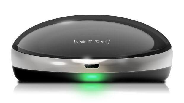 Keezel Home Connect - Smart Home IoT Protection System auf Kickstarter