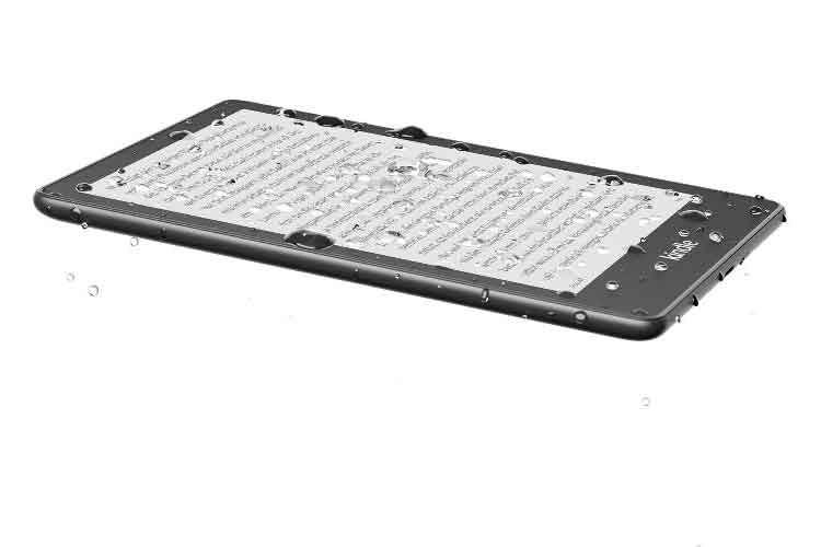 Kindle Paperwhite 2021 ist wasserfest nach Schutzklasse IPX8, was Badewannen-Leser freut