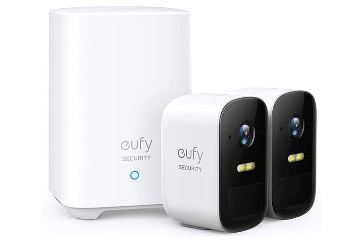 Das Anker eufy Security eufyCam 2C Set ist ein drahtloses Sicherheitskamera-System zum günstigen Preis