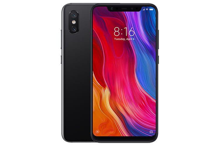 Xiaomi Mi 8: Nicht selbstverständlich in der mittleren Preisklasse - OLED-Display und Dual-Kamera