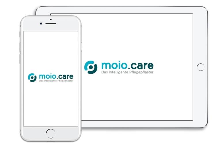 Die moio-App ist mit Smartphone und Tablet nutzbar