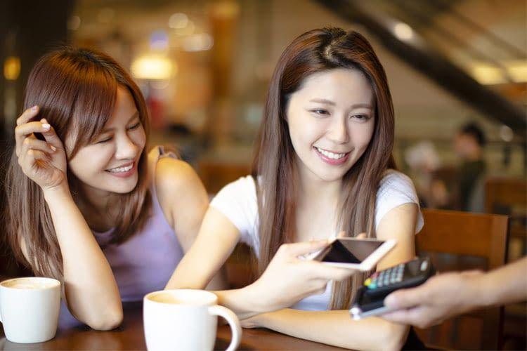 In Zukunft werden wir unseren Kaffee vielleicht nur noch mobil bezahlen