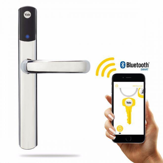 Yale Conexis L1 Bluetooth-Verbindung zum Smartphone