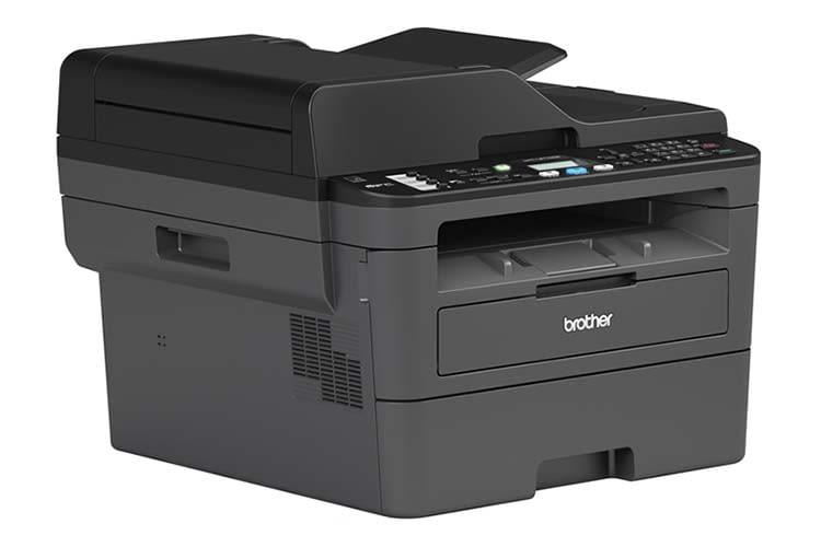 Hat das Blaue Engel-Siegel erhalten: brother MFC-L2710DW 4in1 Multifunktionsdrucker