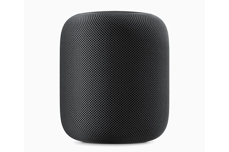 Apple Homepod ist ist der intelligente Lautsprecher von Apple, der Anfang 2018 auf den Markt kommen soll